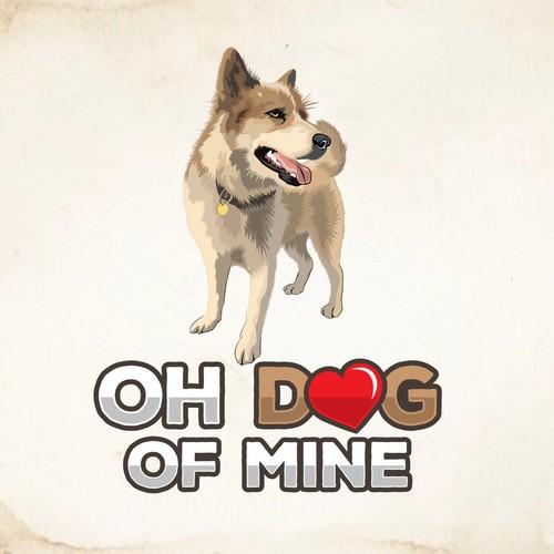 Oh dog of mine
