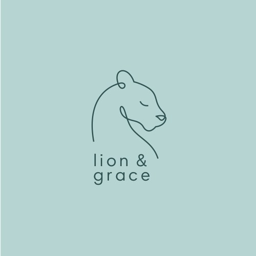 Logo for Lion and Grace