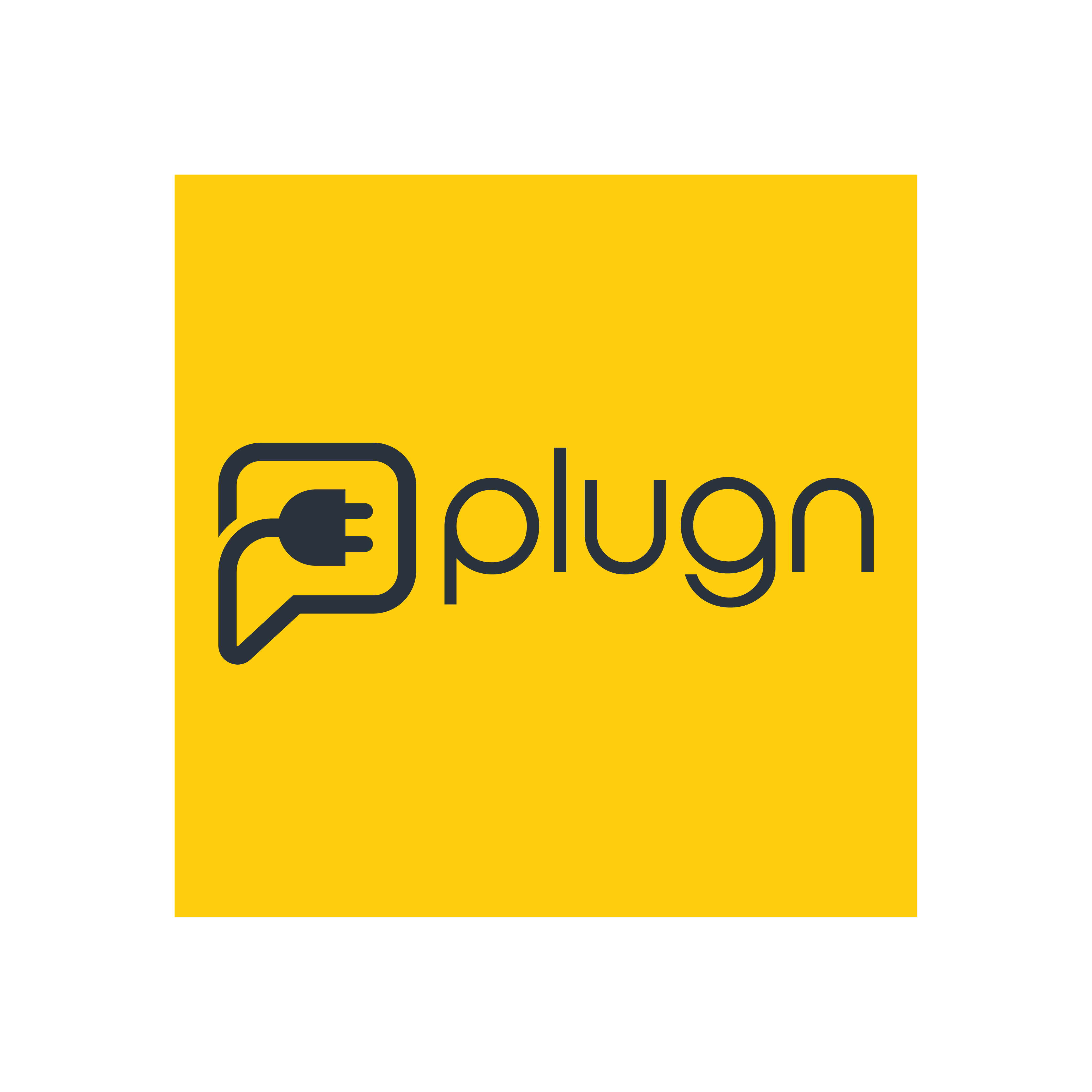 Create Logo/App Icons for Plugn.io