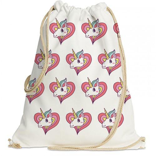 Unicorn design for kids beg.