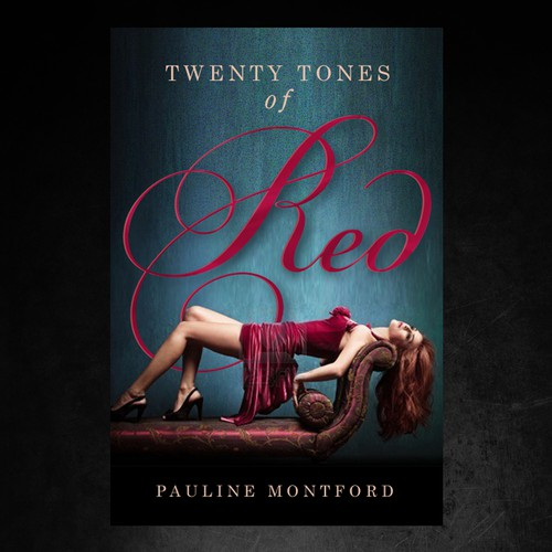 New book or magazine cover wanted for Twenty Tones of Red by Pauline Montford