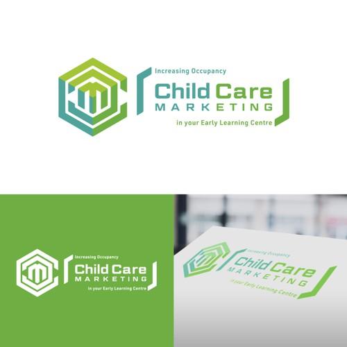 Child Care Marketing - logo