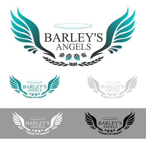logo for Barley's Angels