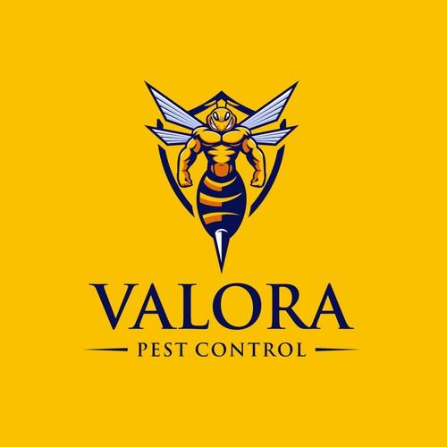 Logo for Valora Pest Control