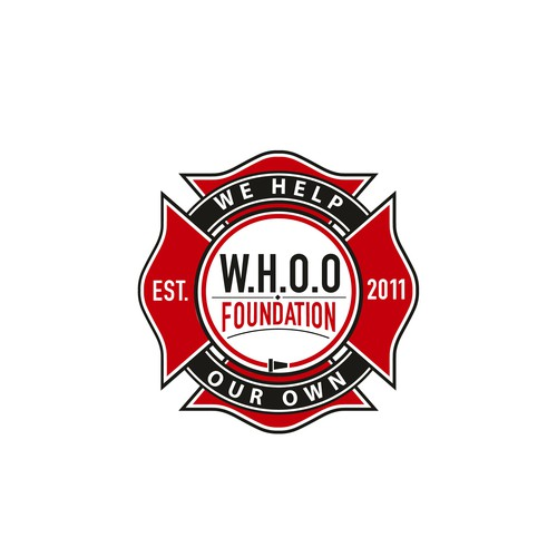 Logo concept for W.H.O.O Foundation.