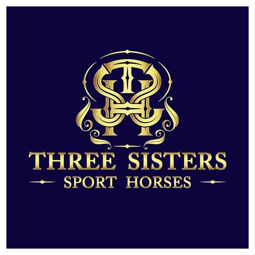 Logo for sport horses