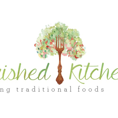 Logo Redesign Project for Existing Organic Food Blog