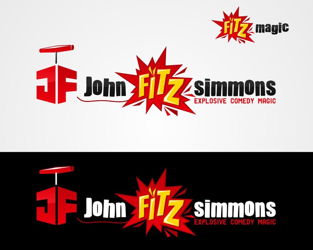 Explosive Comedy Magician, needs a new creative logo
