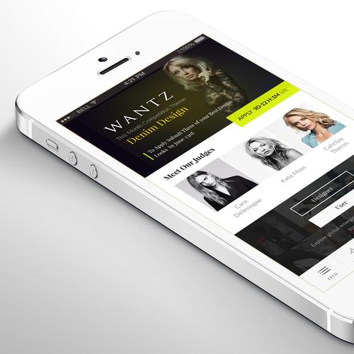 Wantzz IOS app