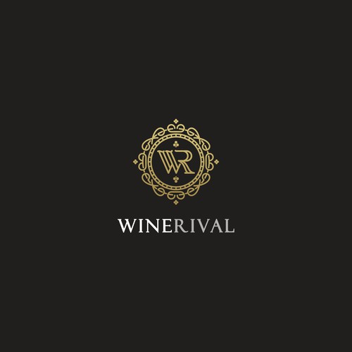 Logo concept for WINERIVAL