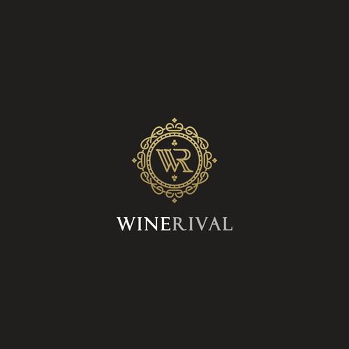 Logo concept for WINERIVAL