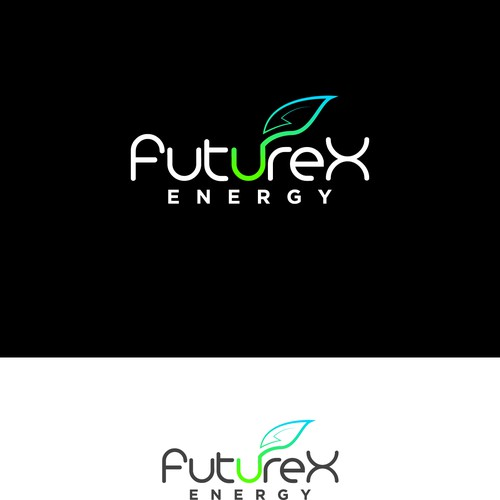 Logo Concept for Future X Energy