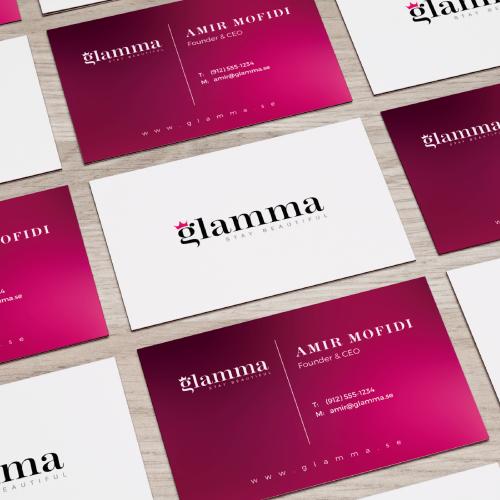 glamma logo