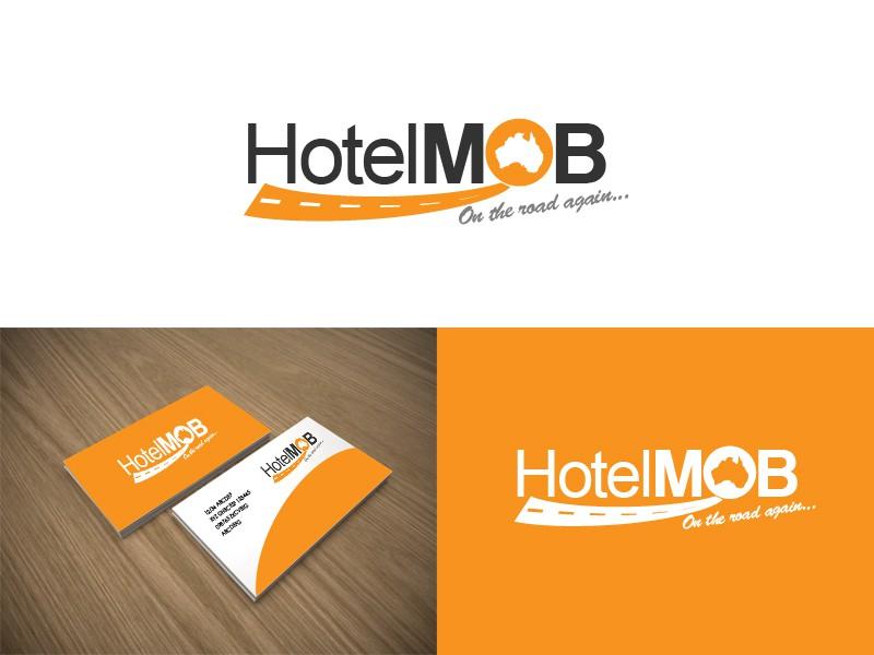 HotelMOB needs a new logo