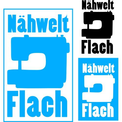 Nähwelt Flach benötigt logo