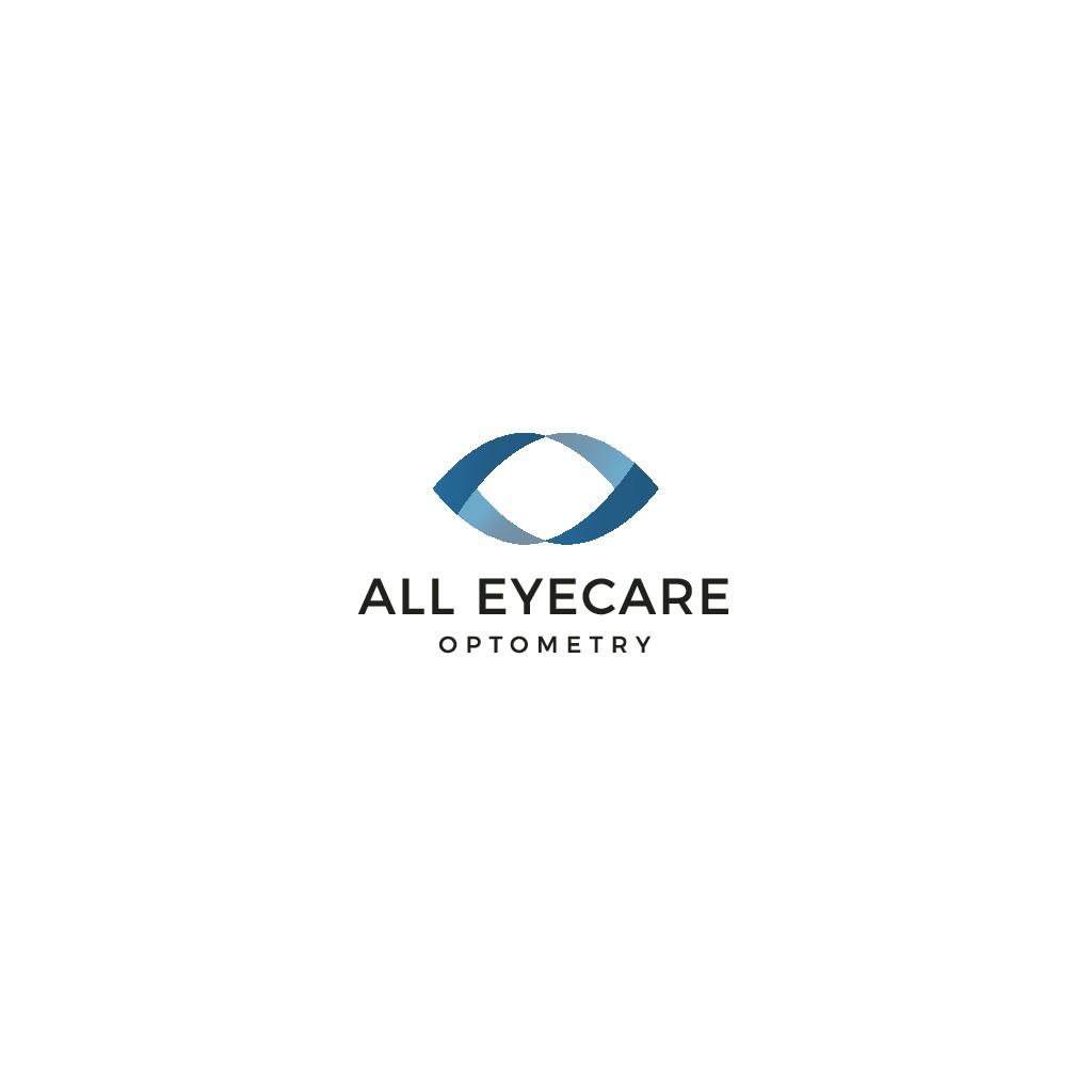 All EyeCare Optometry Logo Redesign