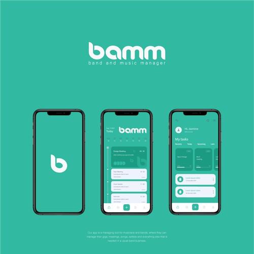 bamm Logo Concept