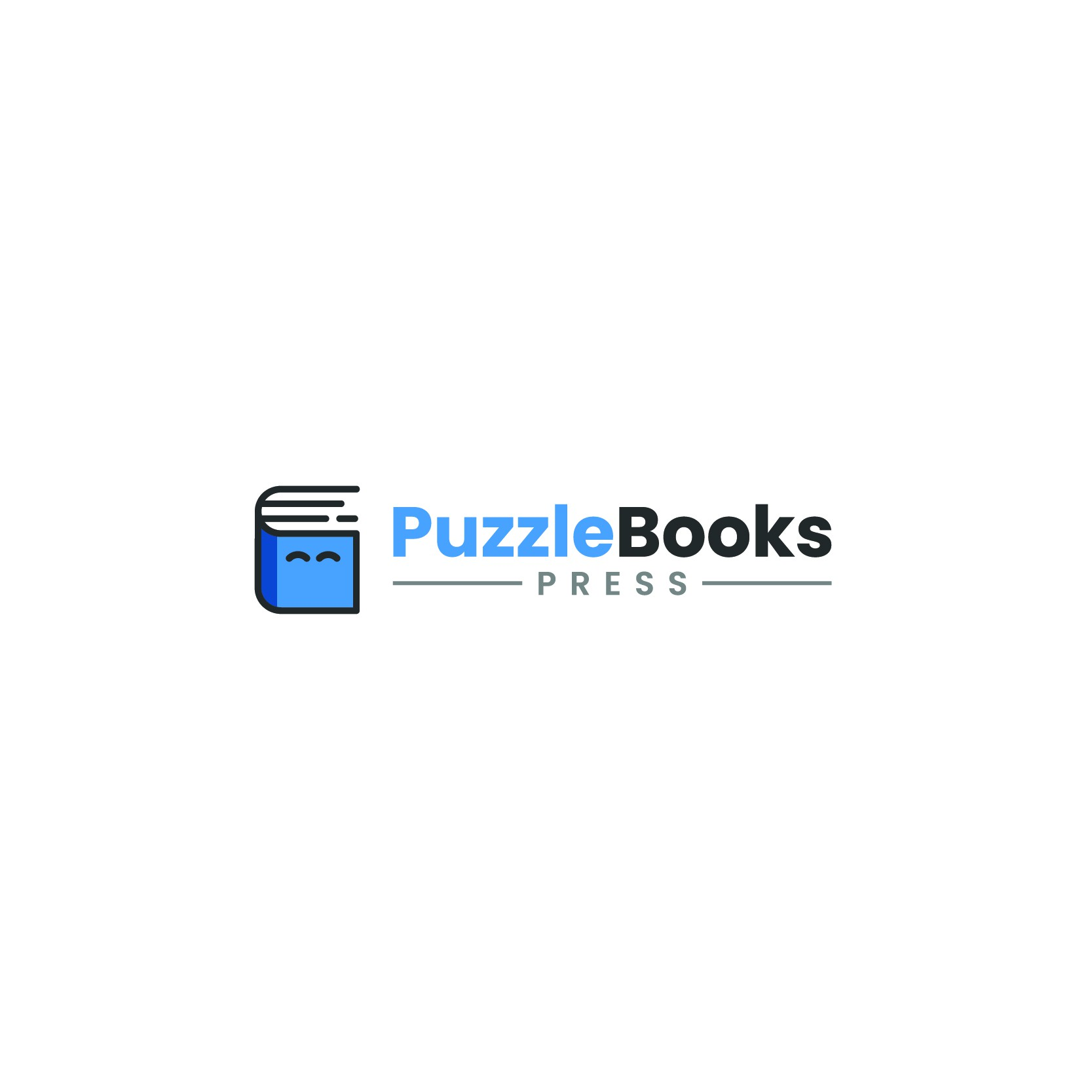 PuzzleBooks Press needs a fun, playful logo