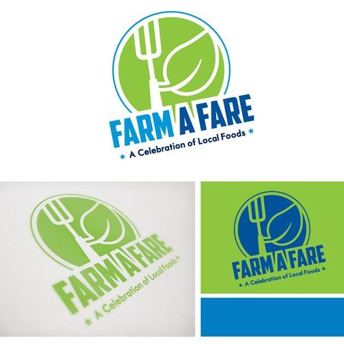 Create the next logo for FARM A FARE