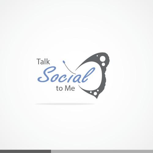 Talksocialtome.com - clean, simple logo needed NOW!