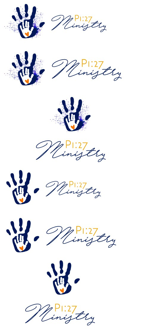 P1:27 Ministry needs an inviting caring logo!