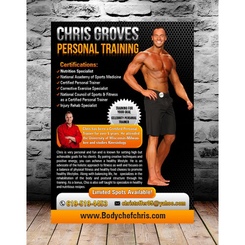 Personal Trainer High end cliental