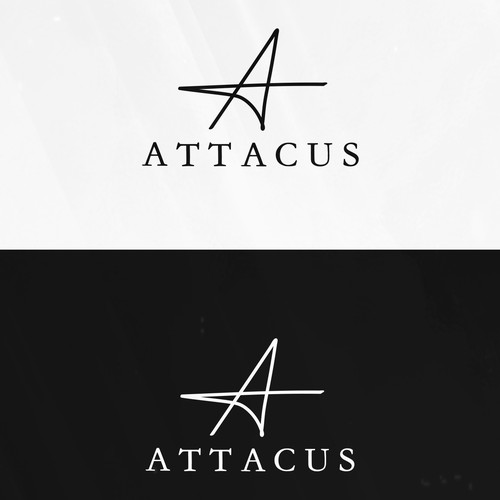 Modern and simple logo for watch company