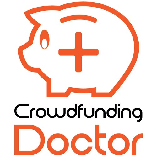 The Crowdfunding Doctor needs a cool and fun logo