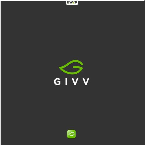Givv logo concept