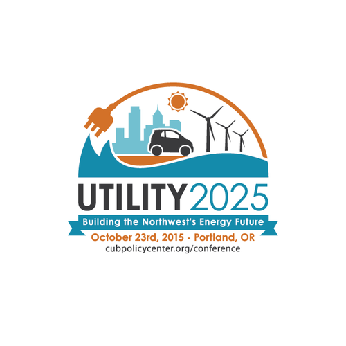 A logo for annual energy policy conference