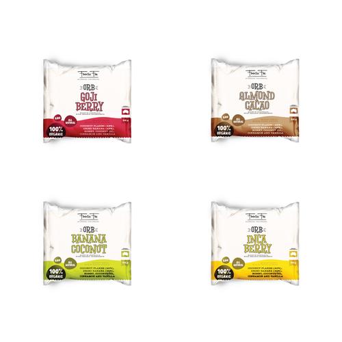 Foodie Fee packaging design