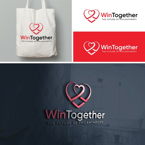 Logo & Brand Identity for WinTogether