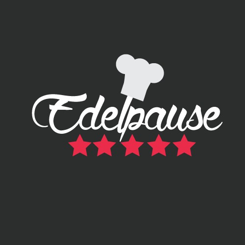 """Help us create an authentic logo for our Food Truck """"Edelpause""""!"""