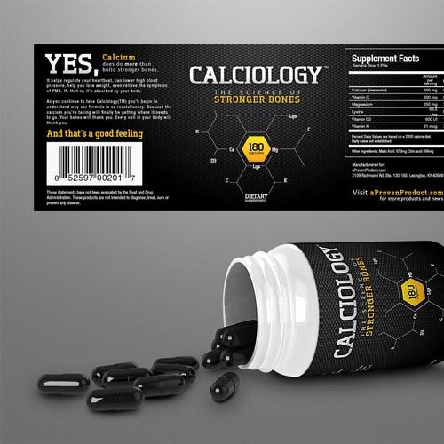 Design the Next $10M Calcium Supplement Bottle