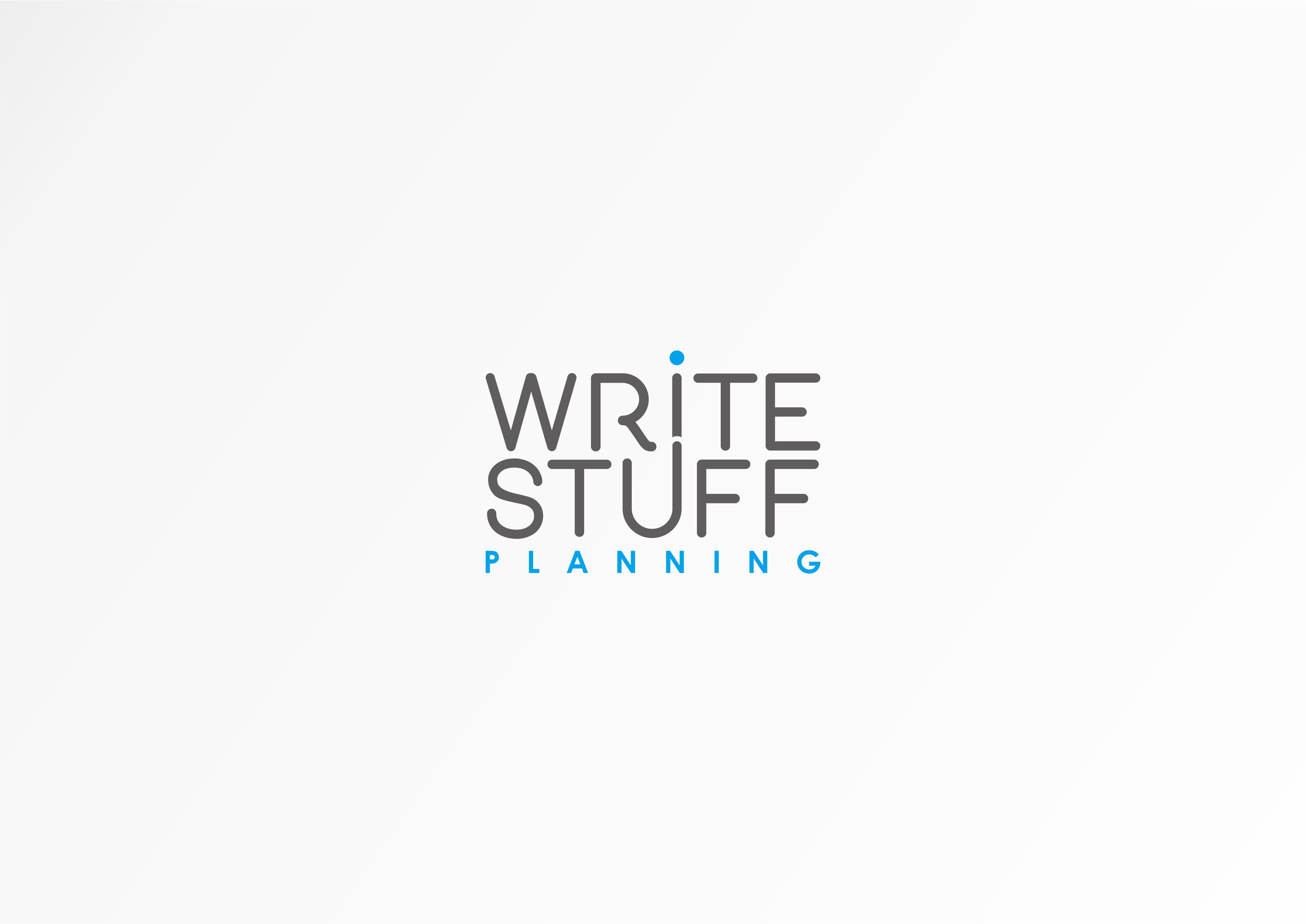 Design a logo for a goal-oriented day planner and paper goods company.