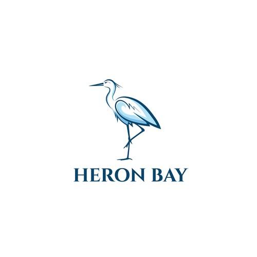 Heron Bay Logo