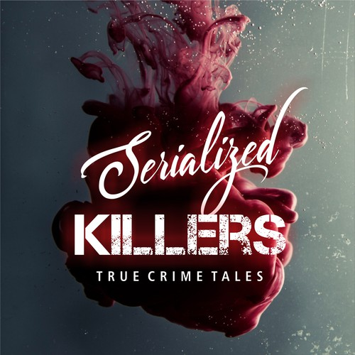 Concept for Serialized killers poster