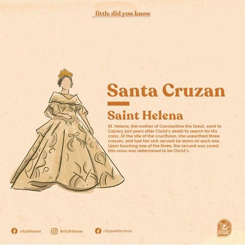 Santa Cruzan Poster