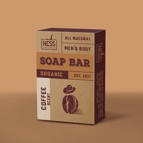 NESS soap bar