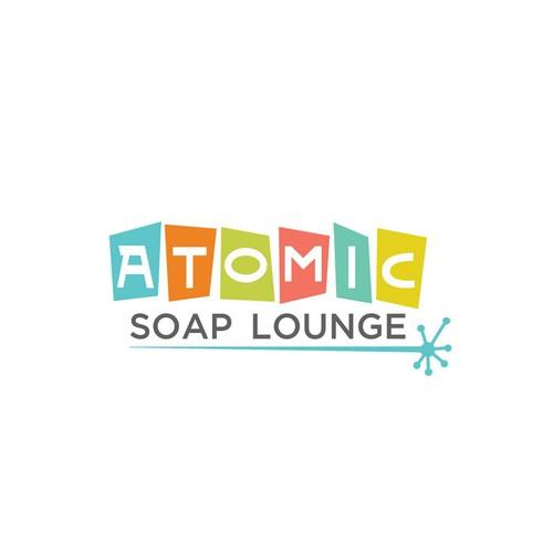 Logo for Atomic