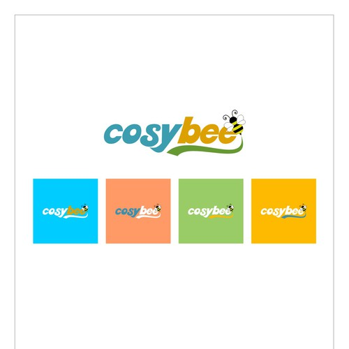 create eye catching, cute and luxury looking logo for baby products (blankets, bedding, cushions )