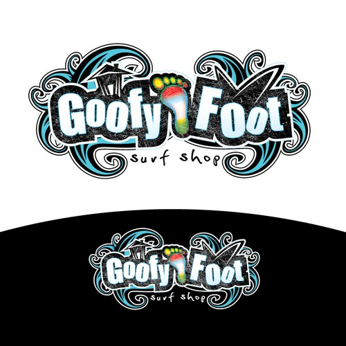 Help Goofy Foot surf shop with a new logo