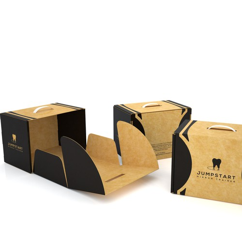 PRODUCT PACKAGING FOR JUMPSTART