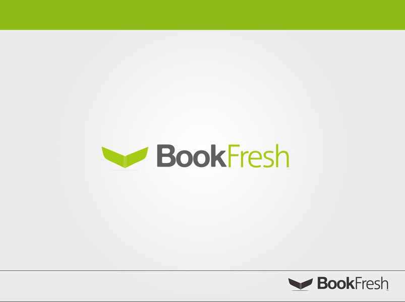Create the next logo for BookFresh