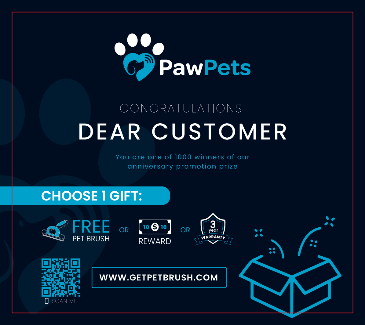 PawPets new insert