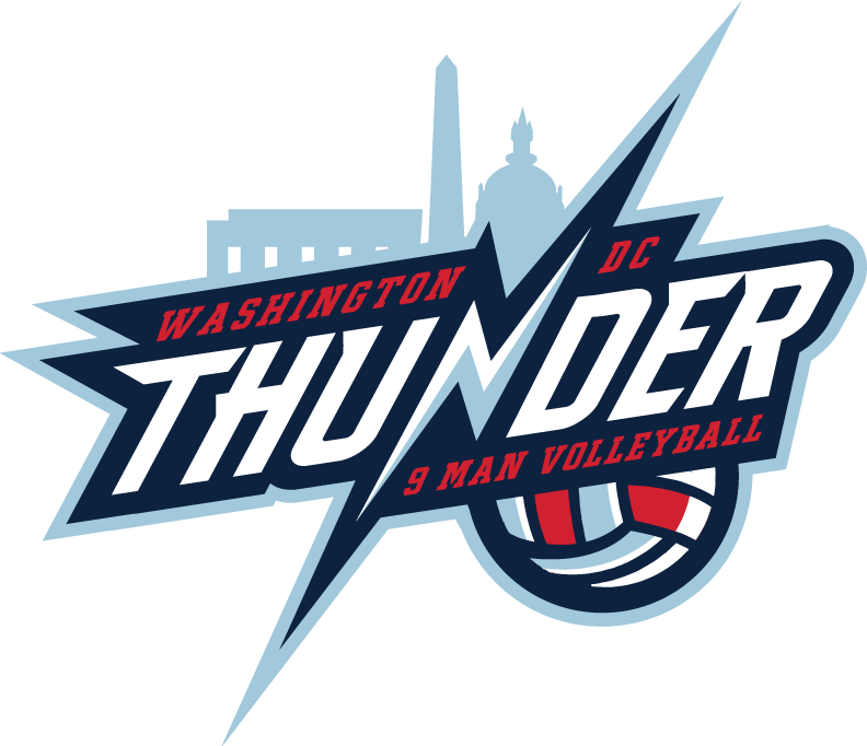 Design a eye-popping logo for Thunder Volleyball club!