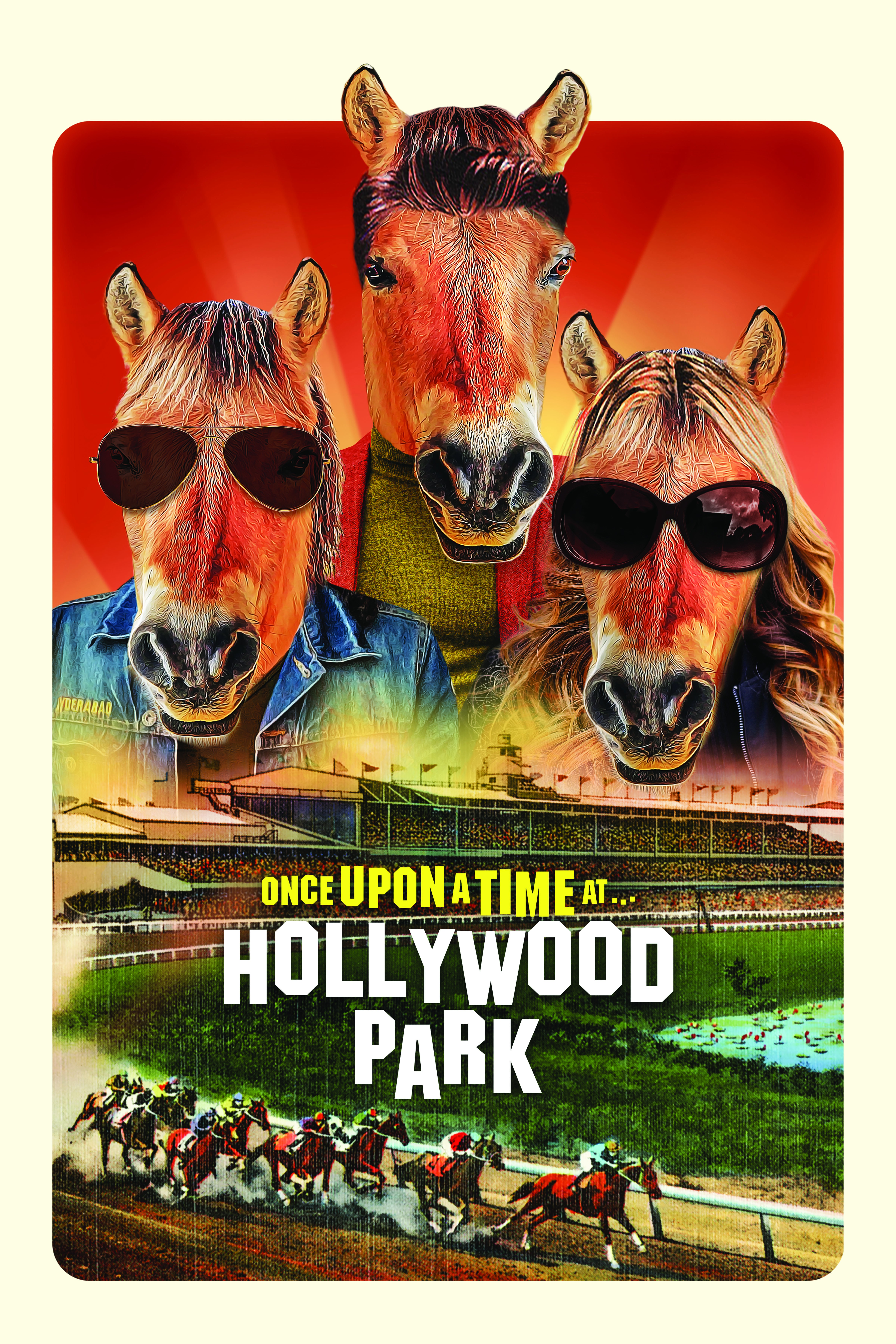 Hollywood Park Movie Poster