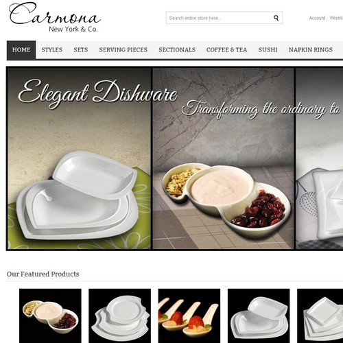 Help Carmona NYC, LLC with a new banner ad