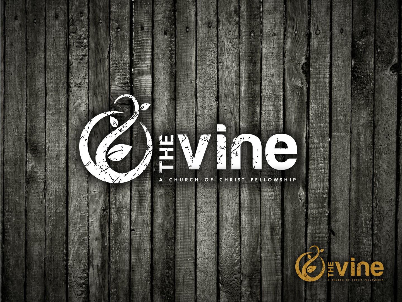 Create the next logo for The Vine: a church of Christ fellowship