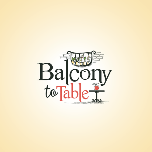 Balcony to Table